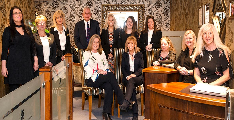 McGowans Team Image