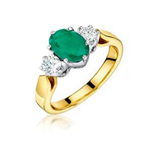 Anniversary Emeralds