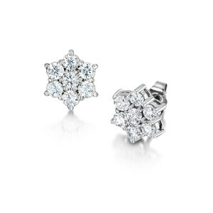 All Diamond Earrings