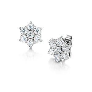 All Diamond Earrings