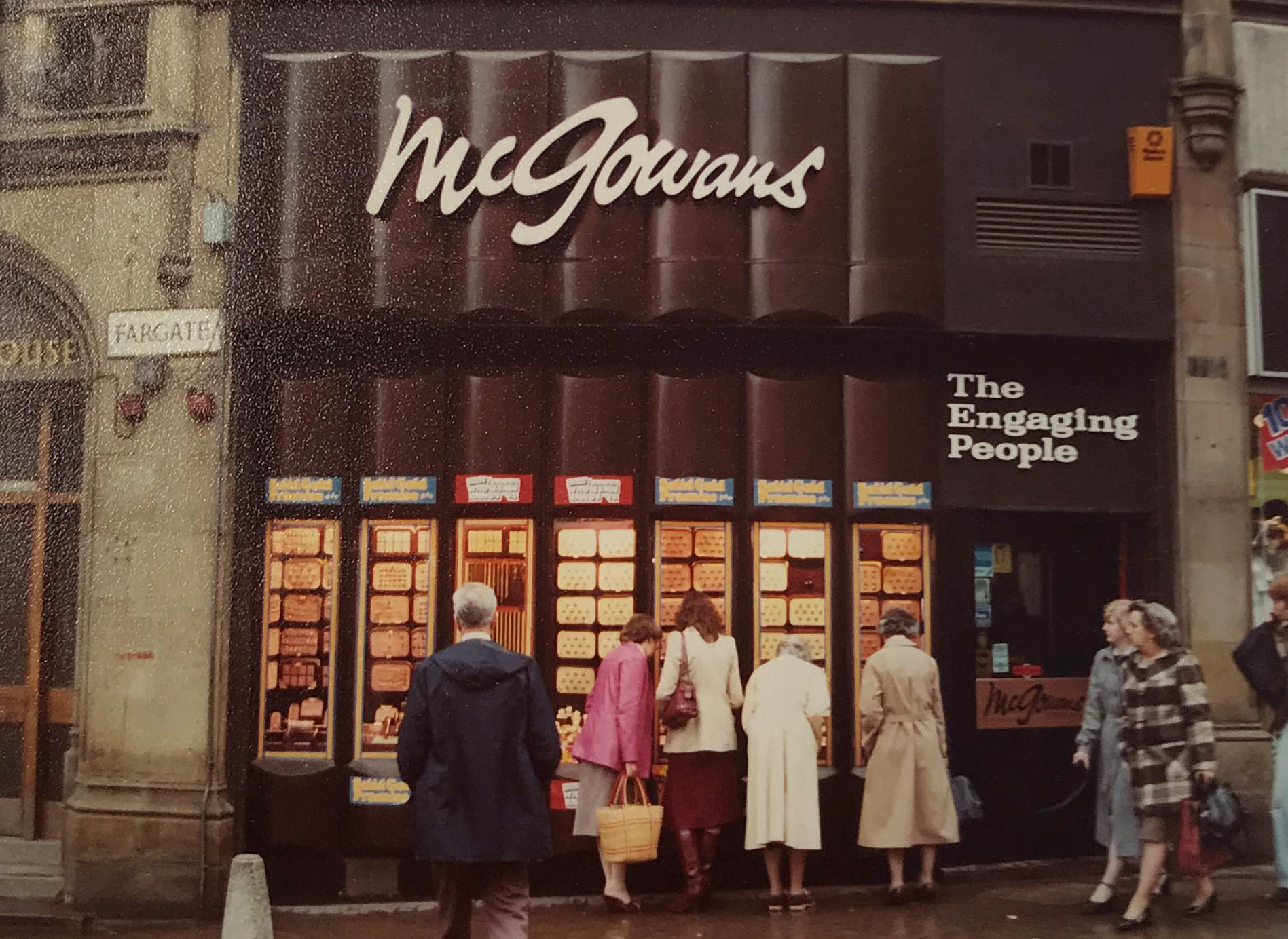 McGowans is one of the most reputable family jewellers in Scotland