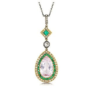 How to care for opal and tourmaline